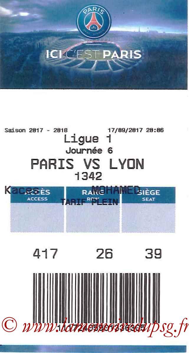 2017-09-17  PSG-Lyon (6ème L1, E-ticket)
