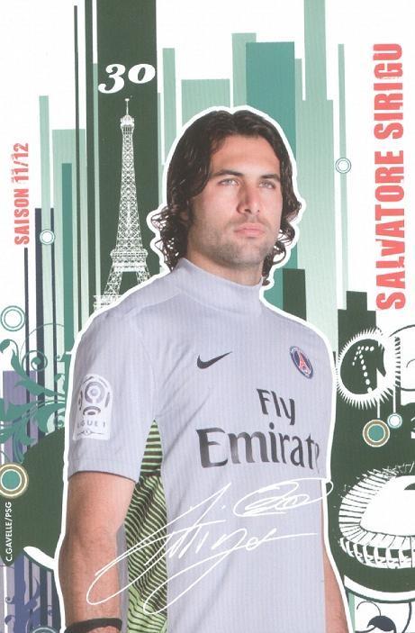 SIRIGU Salvatore  11-12