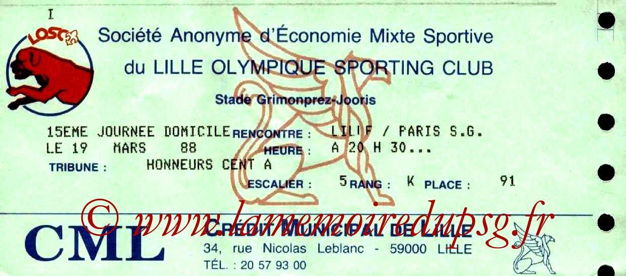 1988-03-19  Lille-PSG (28ème D1)