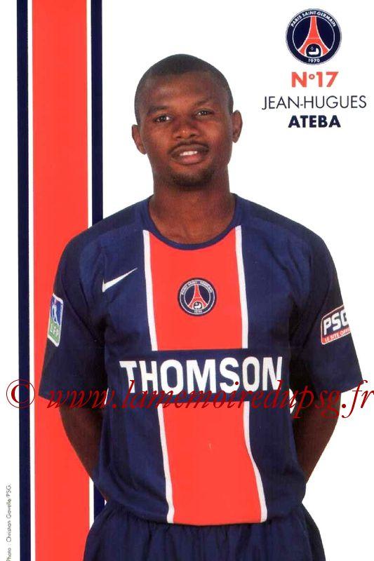 ATEBA Jean-Hugues  05-06