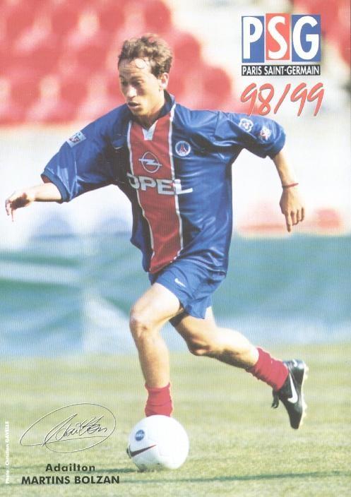 ADAILTON Bolzan Martin  98-99