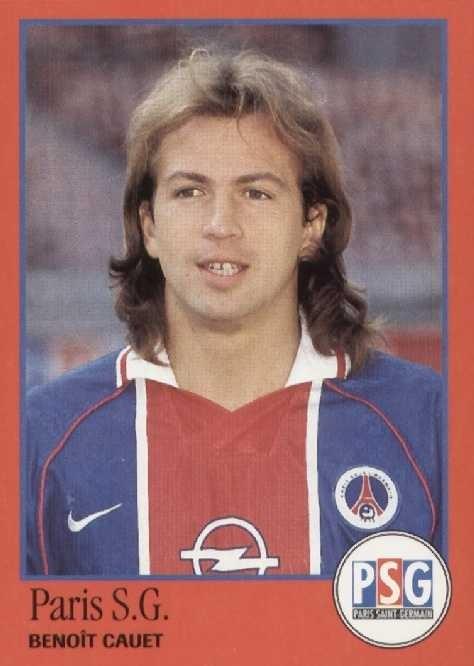 N° 267 - Benoit CAUET