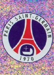 N° 253 - Ecusson PSG
