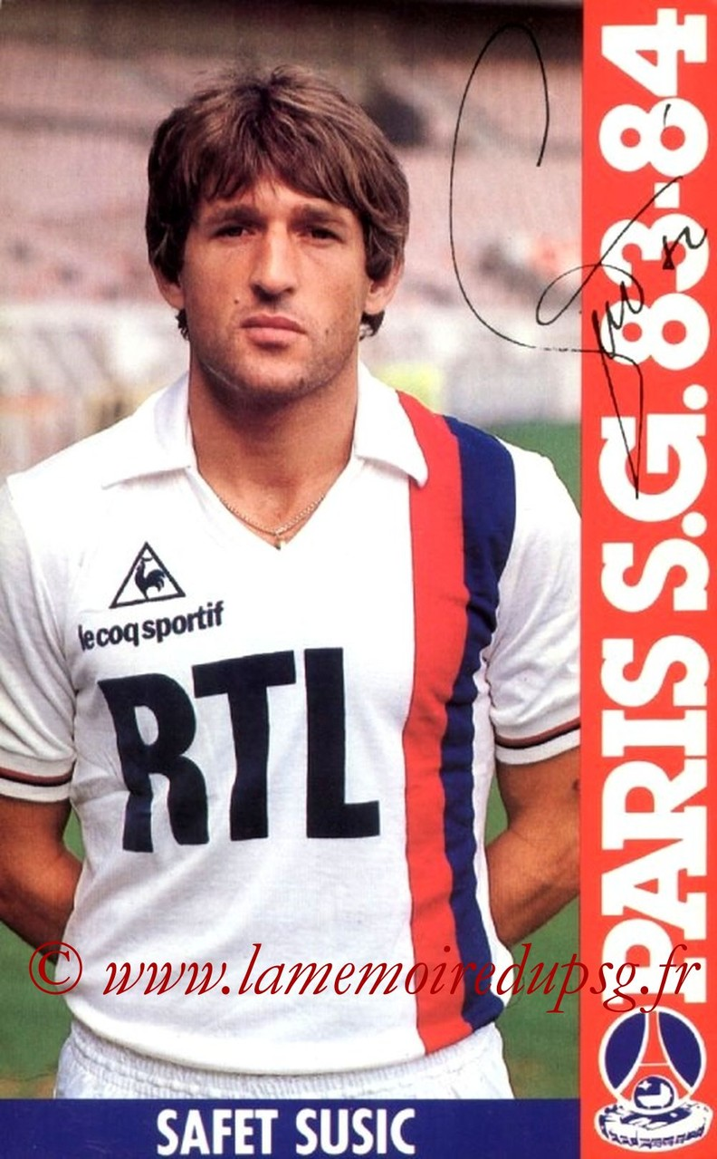 SUSIC Safet  83-84