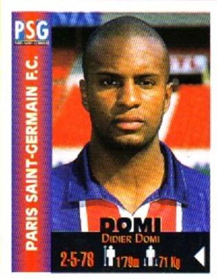 N° 263 - Didier DOMI