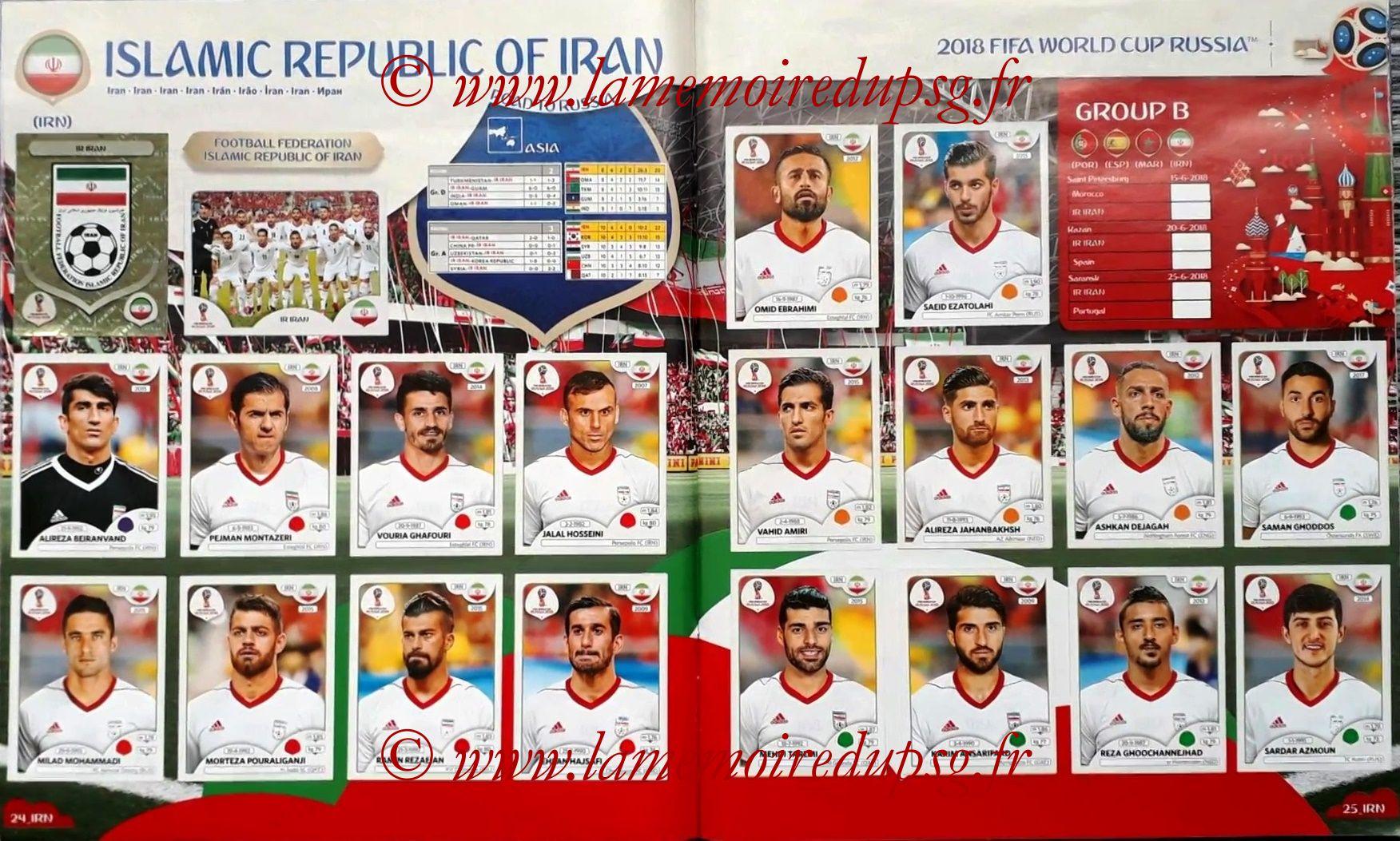 PANINI 508 équipe Portugal FIFA Coupe du Monde 2014 Brésil