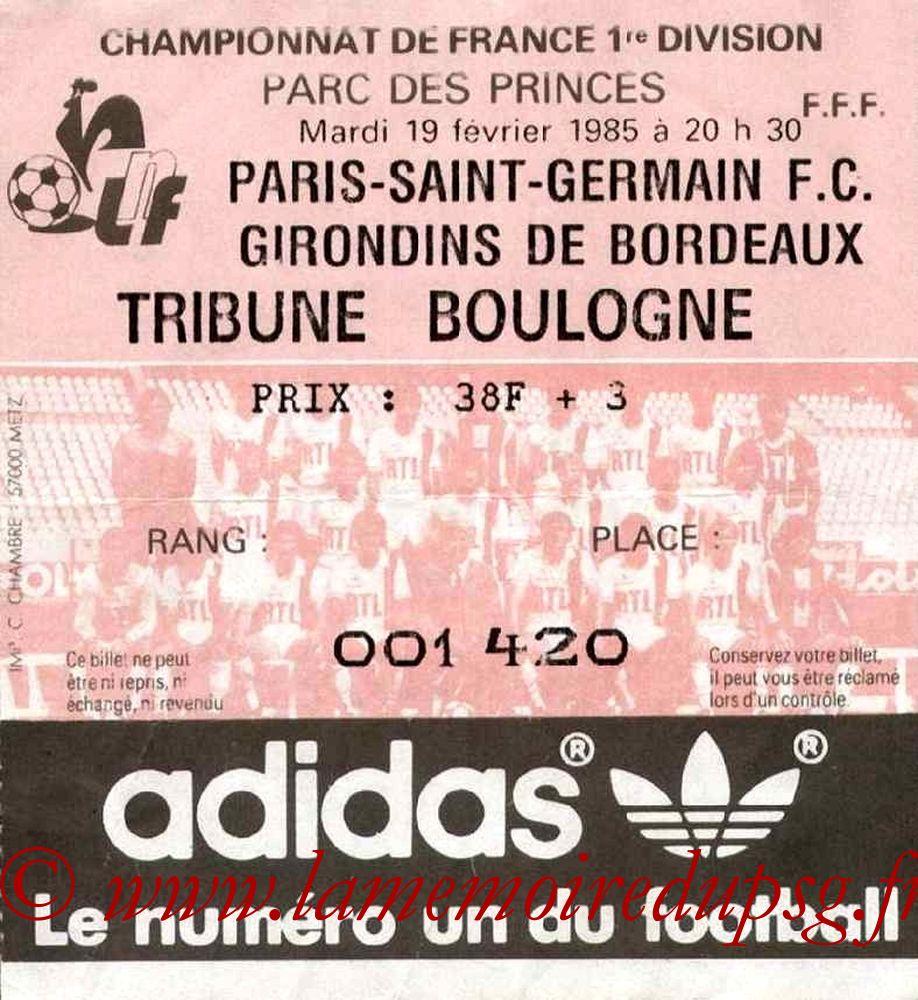 1985-02-19  PSG-Bordeaux (25ème D1)