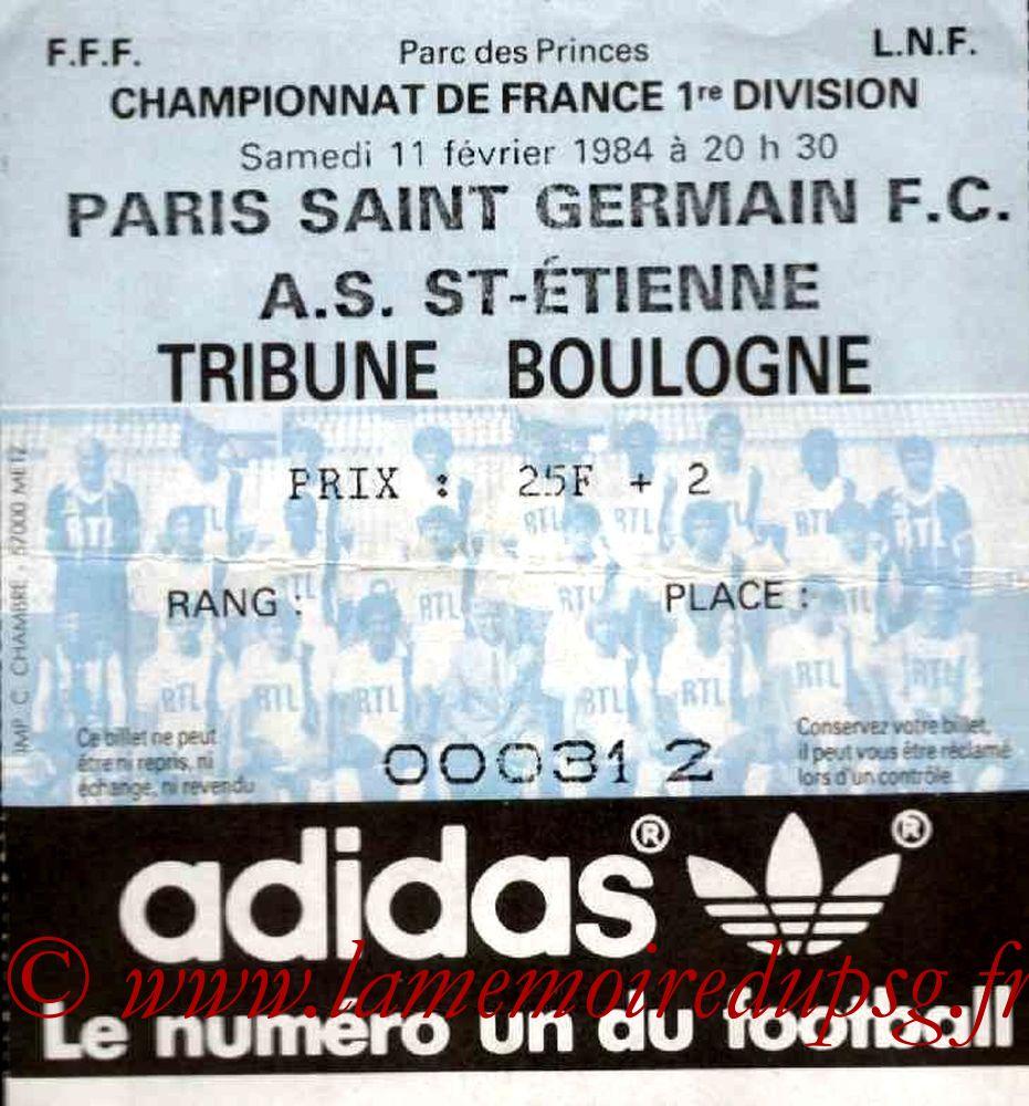 1984-02-11  PSG-Saint Etienne (27ème D1)