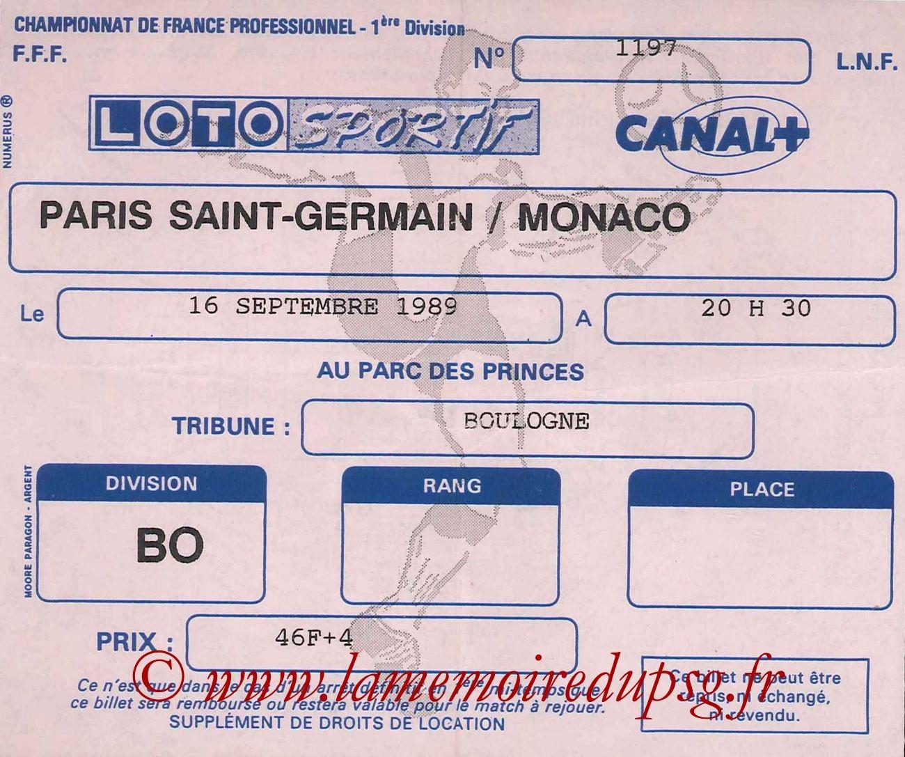 1989-09-16  PSG-Monaco (10ème D1)