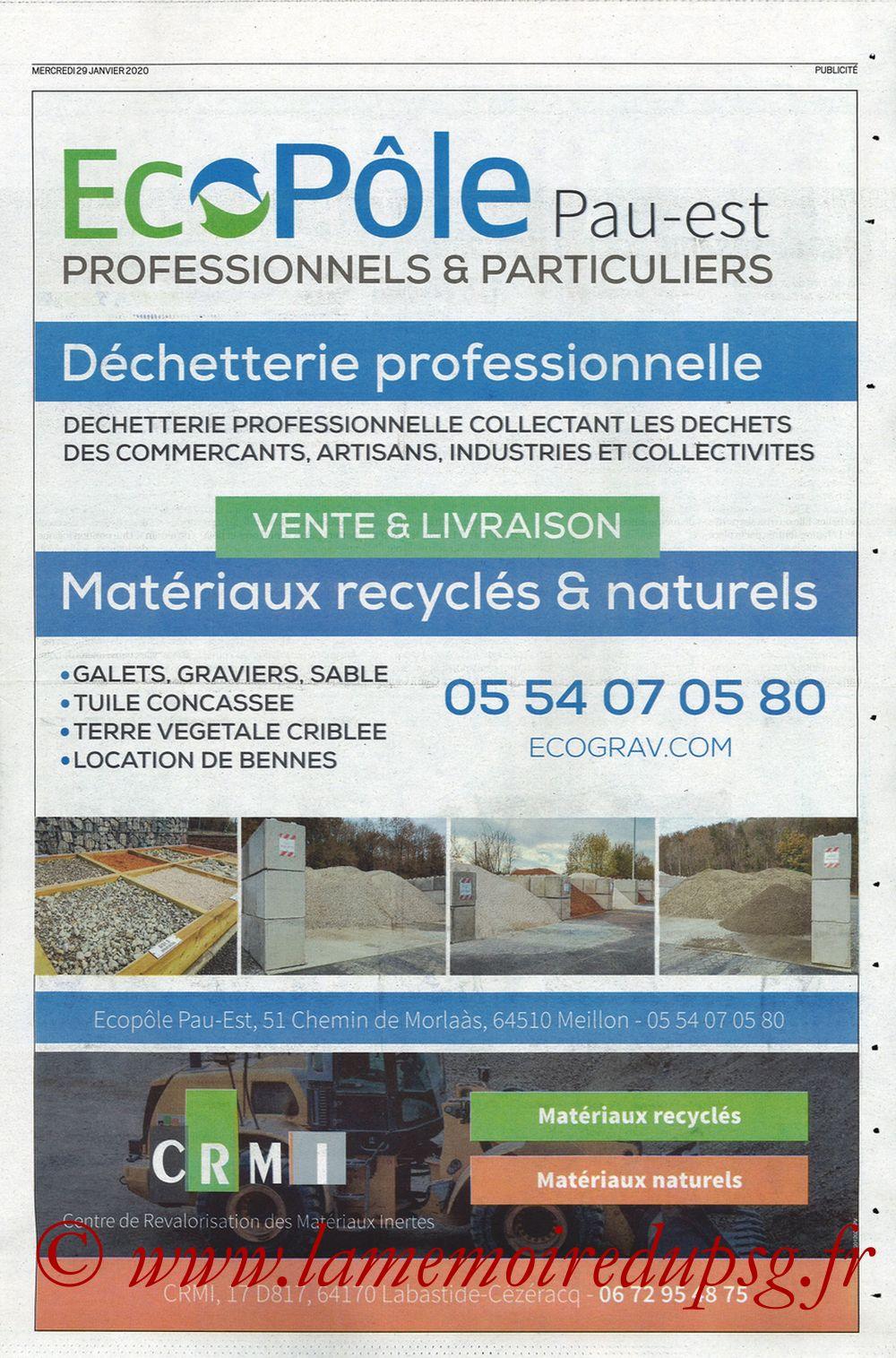 2020-01-29  Pau-PSG (8ème CF, Pyrenees Sports) - Page 11