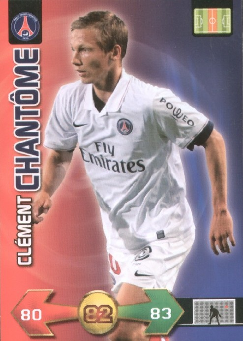 N° 276 - Clement CHANTOME