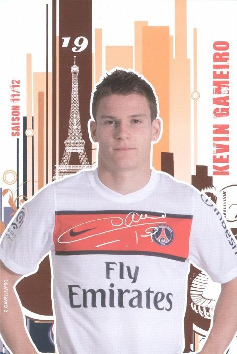 GAMEIRO Kevin  11-12