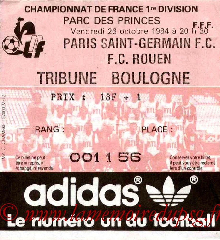 1984-10-26  PSG-Rouen (14ème D1)