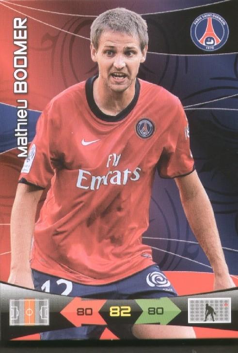 N° 201 - Mathieu BODMER