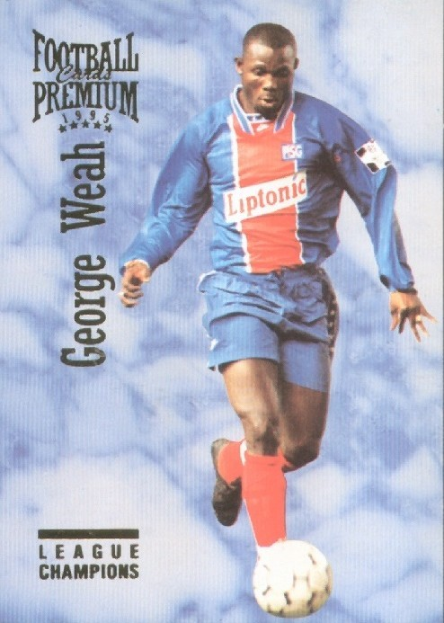 N° 116 - George WEAH (Recto)