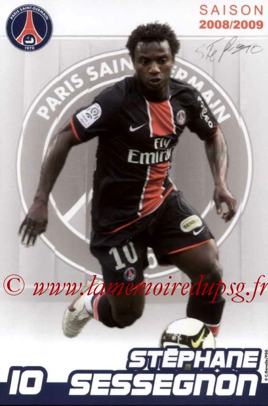 SESSEGNON Stephane  08-09
