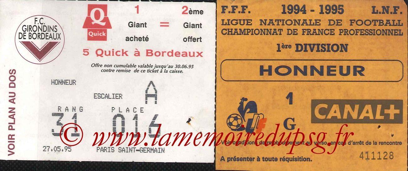 1995-05-27  Bordeaux-PSG (37ème D1)