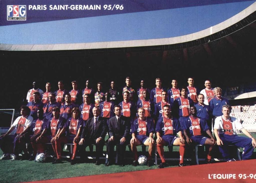 PSG  95-96