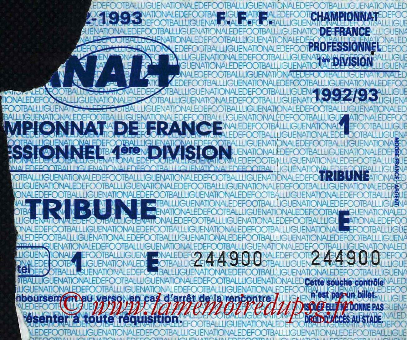 1992-10-25  Toulon-PSG (12ème D1)