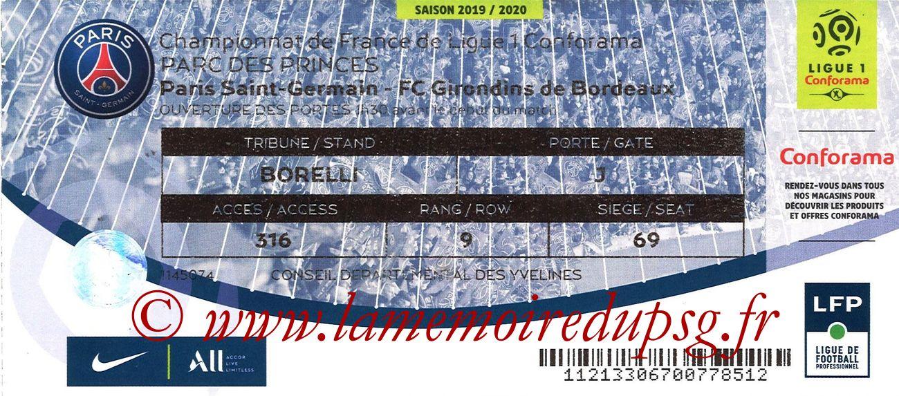 2020-02-23  PSG-Bordeaux (26ème L1)