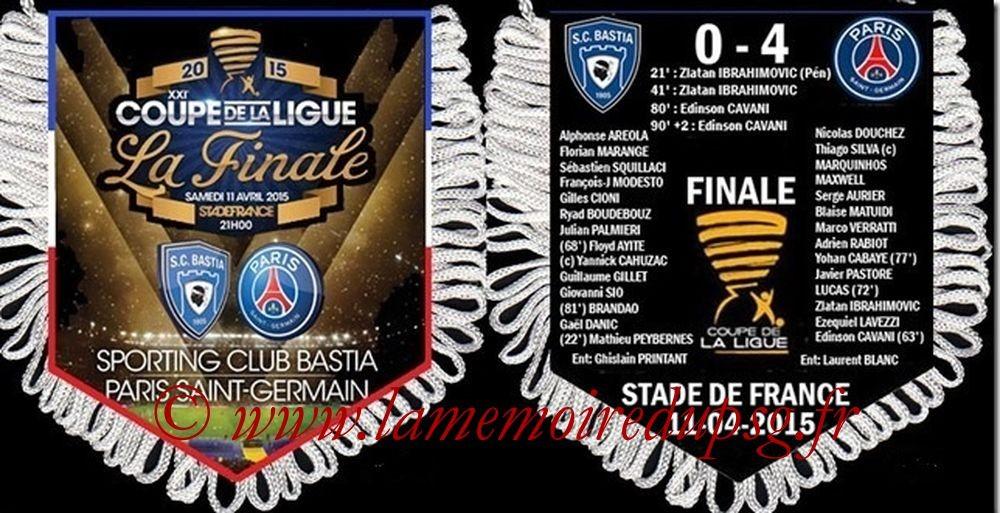 2015-04-11  Bastia-PSG (Finale CL)