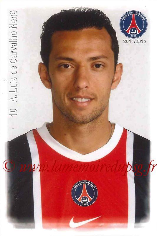 NENE Luis De Carvalho  11-12