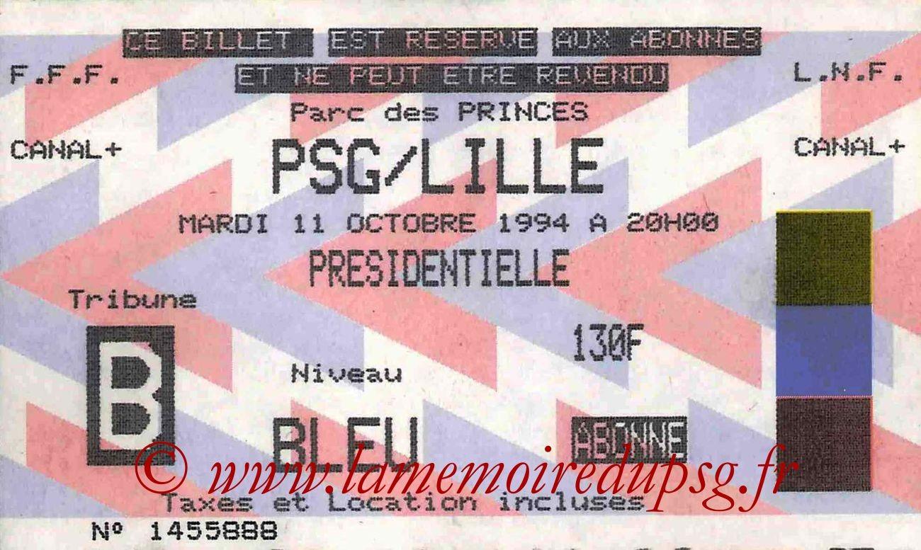 1994-10-11  PSG-Lille (12ème D1)
