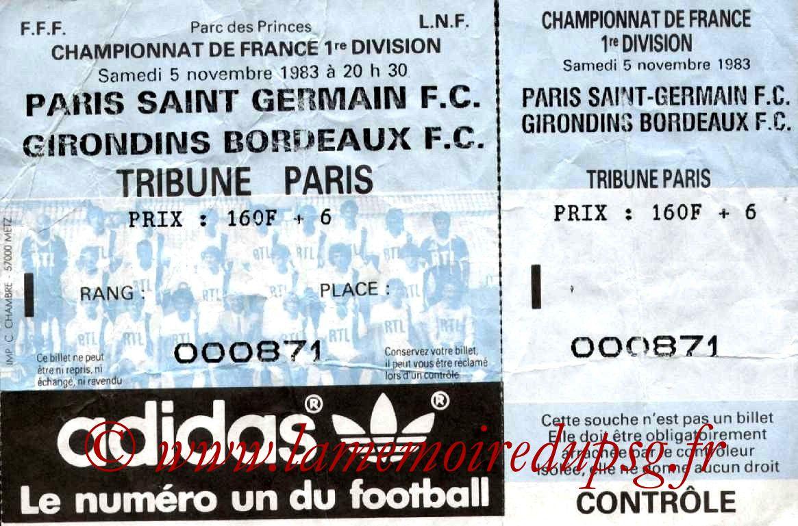 1983-11-05  PSG-Bordeaux (17ème D1, Entier)