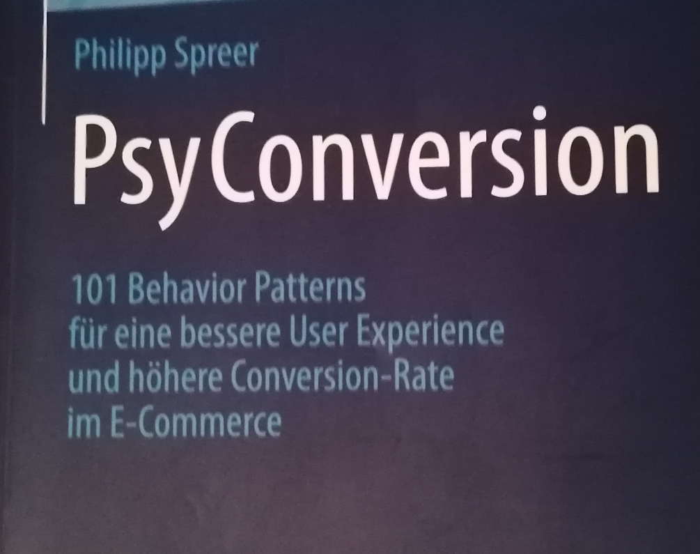 User Experience und psychologische Behavior Patterns