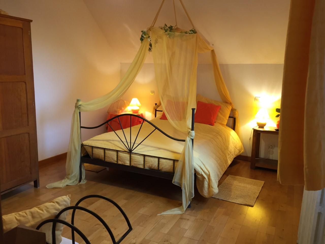 Les Chambres d\'hôtes - Site de lemoulindelacote !