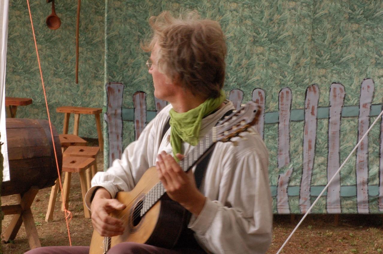 Gunther Maria Nagel  Musik zum Theaterstück 2012