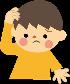 子どもの髪の悩みー円形脱毛症と抜毛症