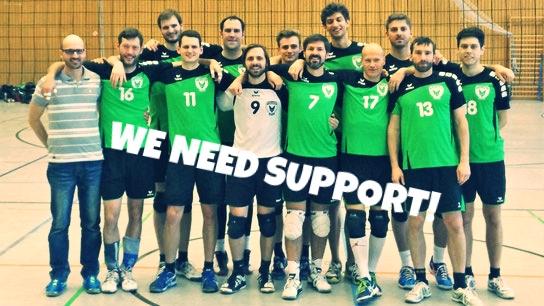 berlin liga volleyball