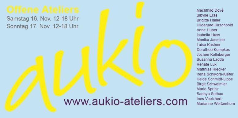 Aukio offen Ateliers - 2019, Kerschlach, Germany