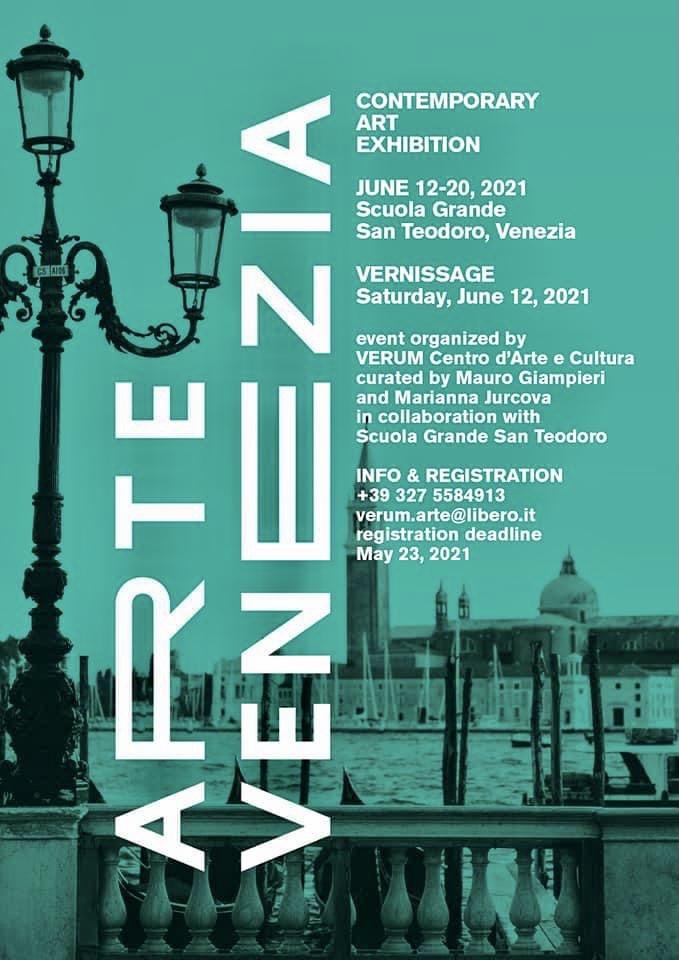Arte Venezia - 2021, Venice, Italy