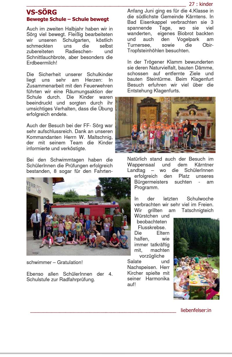 Liebenfelser August 2011