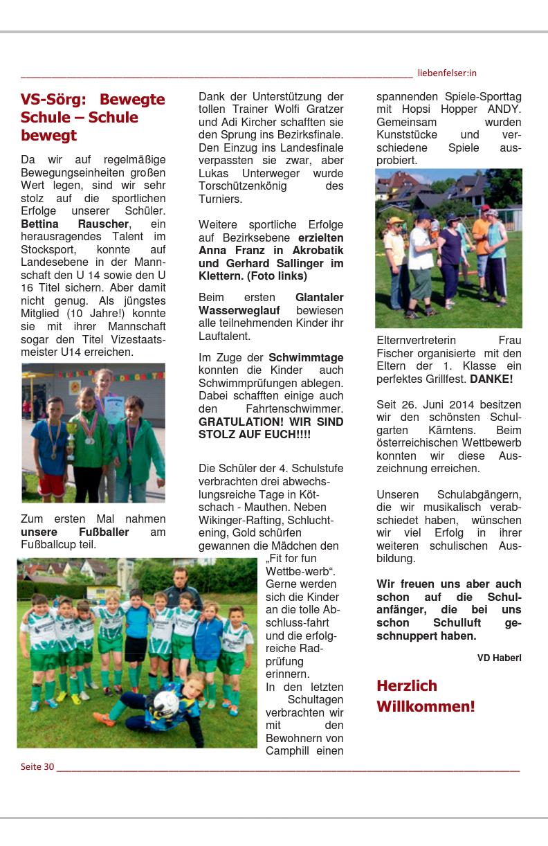 Liebenfelser August 2014