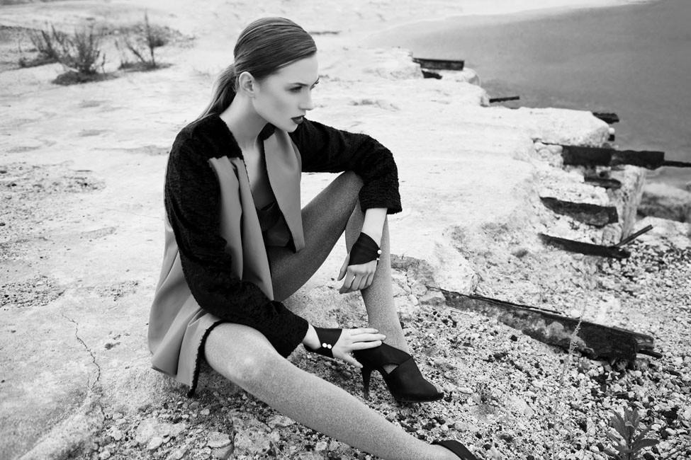 Ida Johansson Fashion Design. Visit www.idajohansson.com. Fertigung der Prototypen für Kollektion Shining Shades.