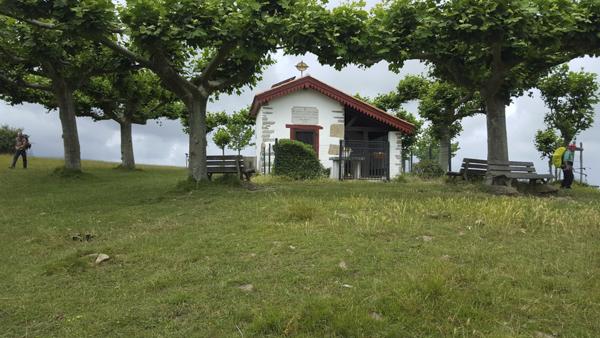 La chapelle de Soyarza