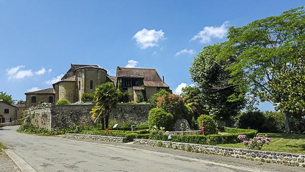 L'église de Lellin-Lapujolle