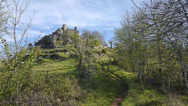La chapelle de Rochegude
