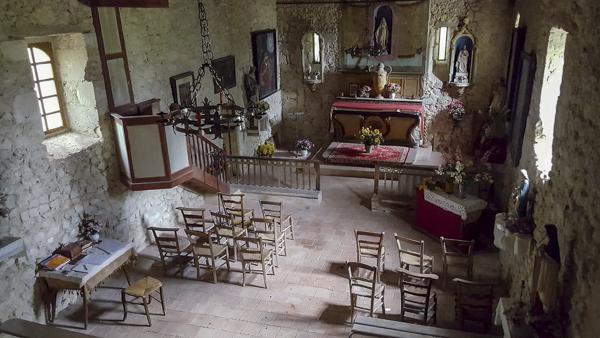 L'église de Routgés