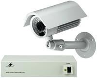 TVCCD-172SCOL: Hochauflösende Farb-Kamera in Einkabeltechnik