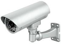 EZN-850AP Hochauflösende Netzwerk-Farbkamera für den Außenbereich
