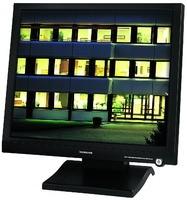TFT-LCD-Farbmonitor  für Überwachungssysteme