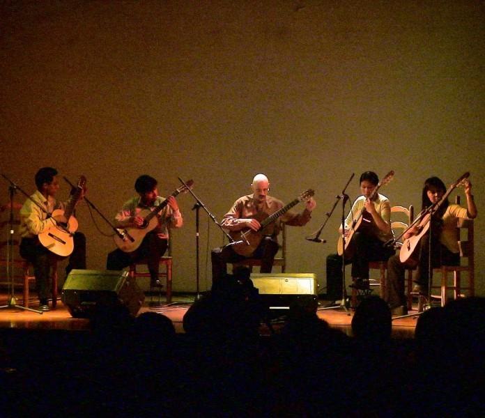 Festival Entrecuerdas. Santiago de Chile.