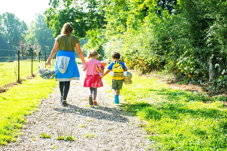 Passer les vacances avec votre enfant dans la nature