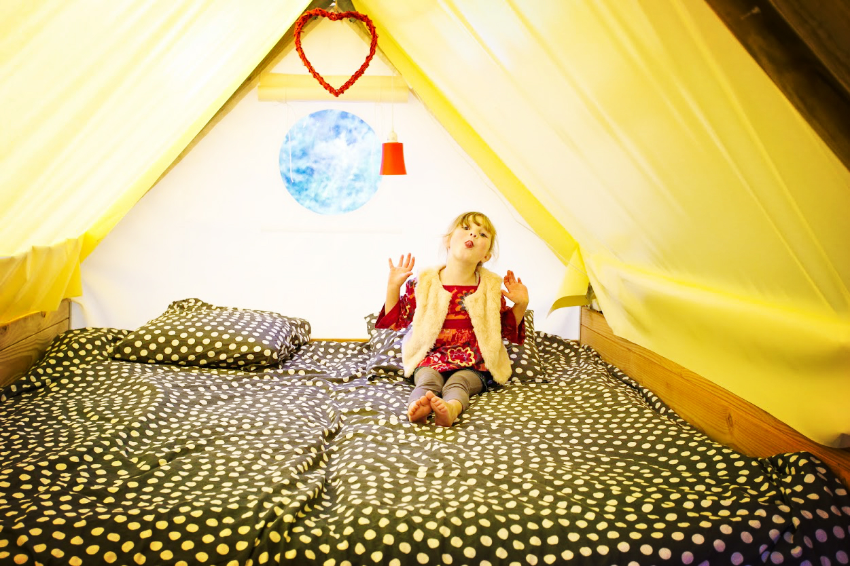 Louer un séjour insolite dans une tente perchée en Baie de Somme