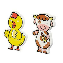 "Funny Magnets ""La ferme"""