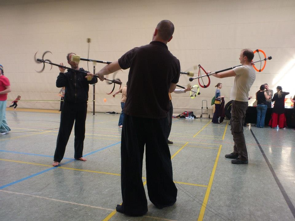 Dragonstaff Workshops